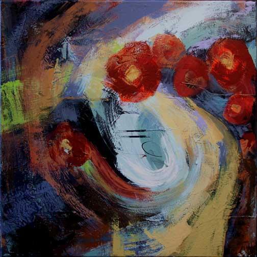 Seeing Red by Mollie Walker Freeman